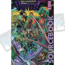 WILDSTORM UNIVERSE SOURCEBOOK #1 NM