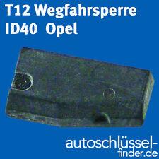 ID40 Transponder T12 Chip für Opel nur 9,10€ Versankostenfrei