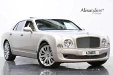 Bentley Automatic Cars Mulsanne