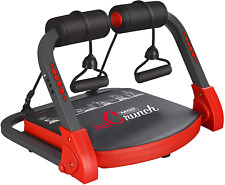 Abdominal Training Machine Core Strength & Abdominal Exercise Abcrunch equipment