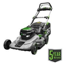EGO 21 in. 56-Volt Lithium-ion Cordless Walk Behind Self Propelled Lawn Mower