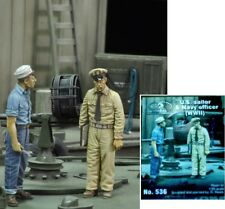 q Scala 1/35 - Royal Model 536 - Marinaio ed ufficiale Marina USA (1941-1945)