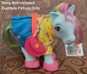 "My Little Pony (G1) - ""City Kids"" Pony Wear Replacements (Multi-List)"