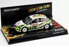 Minichamps Ford Focus RS WRC #46.RAC Rossi Cassina Model Car 1:43 Genuine New