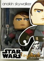 Star Wars Mighty Muggs Anakin Skywalker figure Hasbro 45497