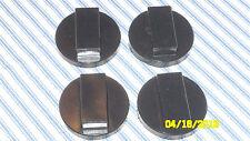 4ea MINI Cooper  Jack Pad Adapters   BLACK