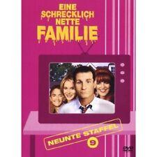 4 DVDs * EINE SCHRECKLICH NETTE FAMILIE SEASON / STAFFEL 9 - AL BUNDY # NEU OVP