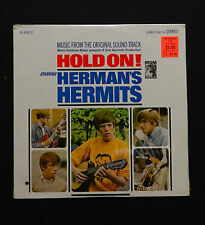 HOLD ON HERMAN'S HERMITS  SEALED MGM LP RECORD ALBUM