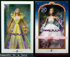 Tooth Fairy Designer Sharon Zuckerman Enchantress Fairytopia Barbie Doll Lot 2 D