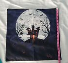 halloween pillow case cover (NEW)