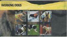 WORKING DOGS 2006 ROYAL MAIL PRESENTATION PACK OF MINT STAMPS FREE P&P