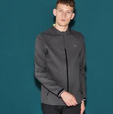 Lacoste NWT Men's Long Sleeve Midlayer Polaire Sweatshirt Size L $225