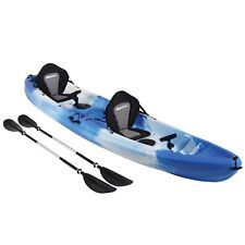 Sit On Top DOUBLE KAYAK – 2+1 Tandem Family – Ocean River Sea Fishing Touring