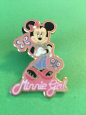Minnie Girl Trading Pin - Walt Disney World 2004