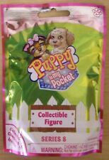 Puppy In My Pocket Series 8 ~ Mini Collectable Figure In Blind Bag