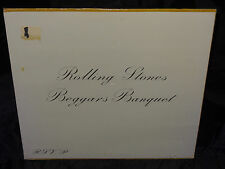 The Rolling Stones Beggars Banquet SEALED USA 1968 GATEFOLD LP W/ NO BARCODE