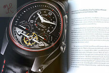 NEW MONTBLANC COLLECTIONS 2016 TIMEPIECES WATCH CATALOG 110 PAGES NOVELTIES BOOK