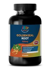 Goldenseal Root Powder 520 - Promotes Immune System Urinary Tract Infections (1)
