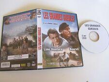 Les grandes gueules de Robert Enrico (Lino Ventura,Bourvil), DVD, Comédie