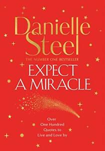 Expect a Miracle New Hardcover Book
