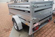 Brenderup 1205 SUB , Pkw- Anhänger 750 kg, 203x116x70cm inkl. Aufsatzbordwänden