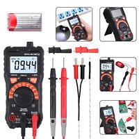 TRMS Digital Multimeter 2000counts AC/DC Auto Range Voltage Current Meter Tester