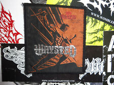 Old Waysted Vintage Patch Heavy Metal Ufo
