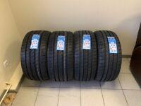 4x 20 Pouces Pneus d'hiver Rotalla F110 pour BMW X5 X6 275/40 20 et 315/35 20