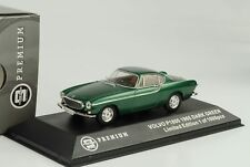 T9c 1 43 VOLVO P1800 1965 (dark Green)