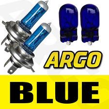 H4 XENON ICE BLUE 55W 472 HEADLIGHT BULBS YAMAHA FZS 1000 S (RN066)