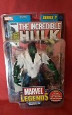Marvel Legends Series 2 The Incredible Hulk With White T-shirt Action Figure ...