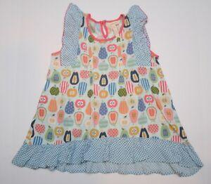 Girls Matilda Jane Quiz Me Tunic Size 8