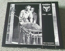 CORONER The Unknown (Unreleased Tracks 1985-95) 2xDig CD CELTIC FROST HELLHAMMER
