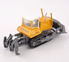 1:87 Scale LIEBHERR PR 744 Crawler Construction Vehicles Car Model
