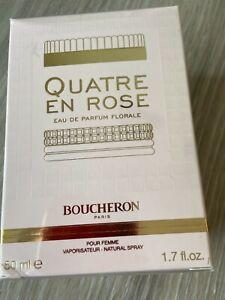 Boucheron Quatre en Rose Eau de Parfum Florale