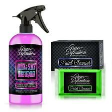 Clay Bar and Quick Detailer Kit Car Detailing Fine Claybar Set Pure Definition