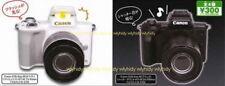 Canon EOS KISS M Camera Set, 2pcs - Takara Tomy ARTS Capsule Toy    ^_^3