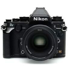 Nikon Df corpo fotocamera DSLR con obiettivo 50mm f1.8 (in scatola G) 6k istruzioni