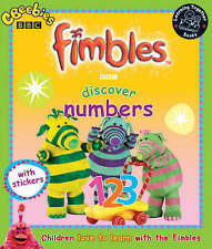 Fimbles- Discover numbers PB (Learning Together), BBC, New Book