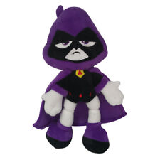 1X Teen Titans Go Raven Soft Plush Stuffed Doll Toy Figure Animal Cuddly