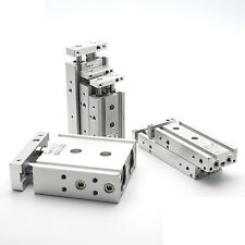 SMC CXSM10-10 Air Cylinder Pneumatic Dual Rod Cylinder Double Acting New✦Kd