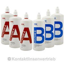 Sparpack System A und B Prologis, 6 x360 ml 3,24 Euro pro 100ml (3 x A // 3 x B)