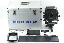 【 N MINT- w/ CASE 】 Toyo View 45C + Nikkor W 210mm f/5.6 Lens Copal 1 from JAPAN