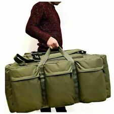 90L Large Military Tactical Backpack Outdoor Camping Trekking Duffle Luggage ZR1