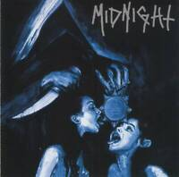 MIDNIGHT - SATANIC ROYALTY (2011) Black Speed Metal CD +FREE GIFT