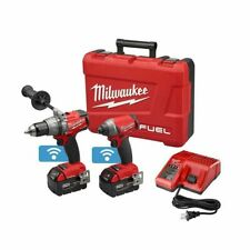 Milwaukee 2996-22 M18 FUEL Hammer Drill & Impact Driver with Accessories
