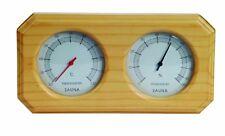 New Sauna Equipment And Accessories Sauna Room Thermometer Hygrometer