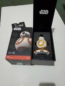 Star Wars Sphero BB-8 The Force Awakens App Enabled Bluetooth Control Near Mint