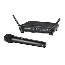Audio Technica Atw-1102 Handheld Wireless Microphone System