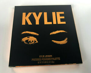 Kylie Jenner Cosmetics - The BRONZE PALETTE Pressed Powder Palette - New In Box